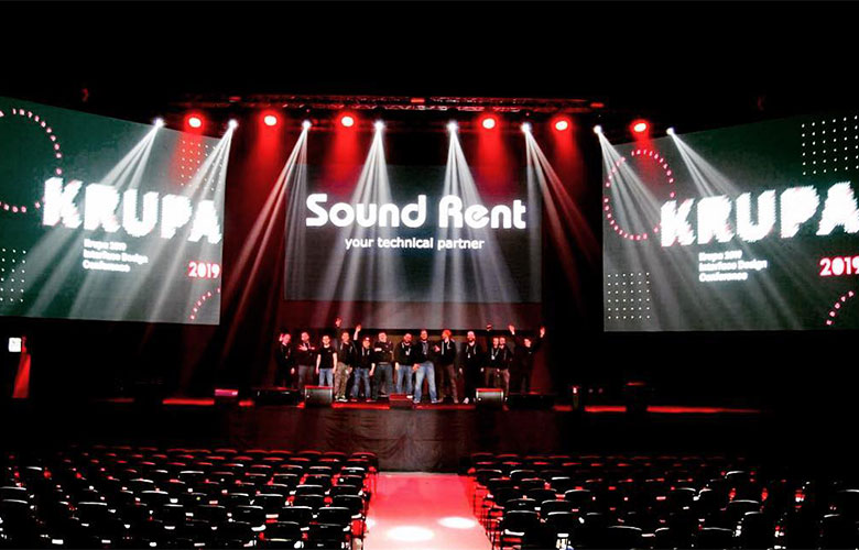 KRUPA 2019 Sound Rent